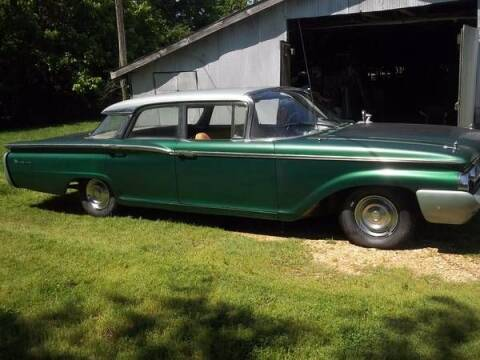1960 Mercury Monterey for sale at Classic Car Deals in Cadillac MI