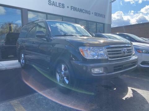 2006 Toyota Land Cruiser for sale at Abrams Automotive Inc in Cincinnati OH