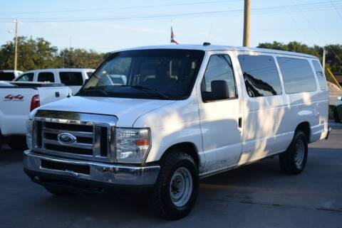 2014 Ford E-Series Wagon for sale at Capital City Trucks LLC in Round Rock TX