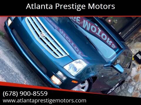 2006 Cadillac STS for sale at Atlanta Prestige Motors in Decatur GA