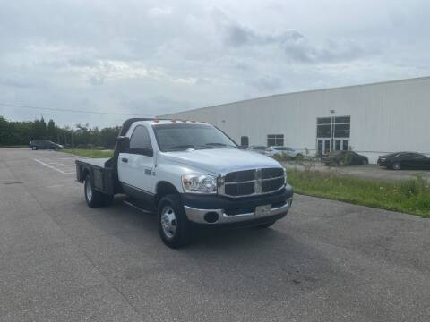 2007 Dodge Ram Chassis 3500 for sale at Prestige Auto of South Florida in North Port FL