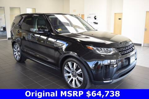 2017 Land Rover Discovery for sale at BMW OF NEWPORT in Middletown RI