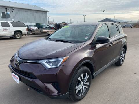 2017 Toyota RAV4 for sale at De Anda Auto Sales in South Sioux City NE
