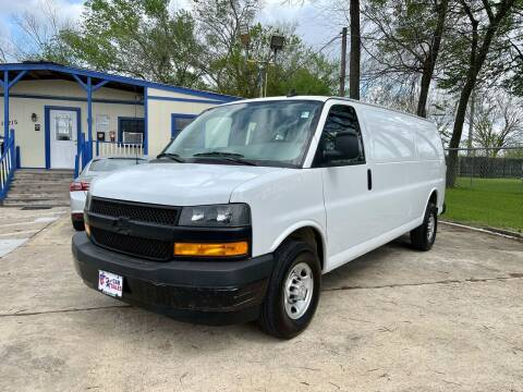 2020 Chevrolet Express Cargo for sale at USA Car Sales in Houston TX
