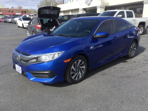 2017 Honda Civic for sale at Beutler Auto Sales in Clearfield UT