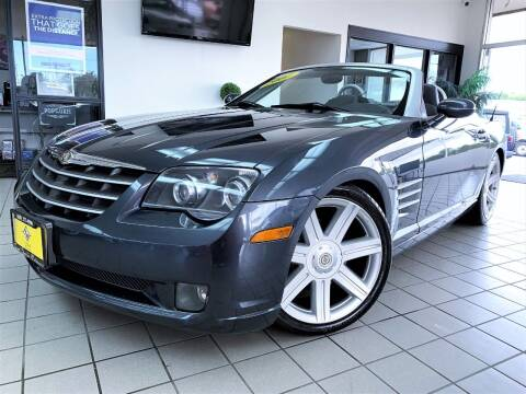 2007 Chrysler Crossfire for sale at SAINT CHARLES MOTORCARS in Saint Charles IL