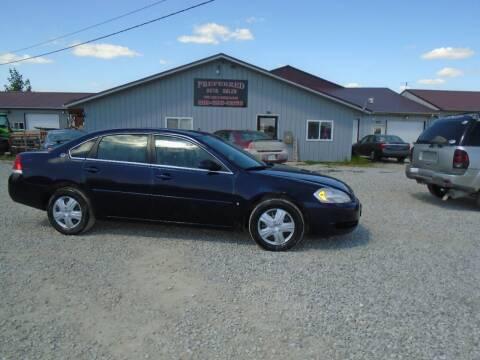 2008 Chevrolet Impala for sale at PREFERRED AUTO SALES in Lockridge IA