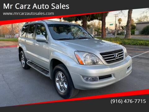 2005 Lexus GX 470 for sale at Mr Carz Auto Sales in Sacramento CA
