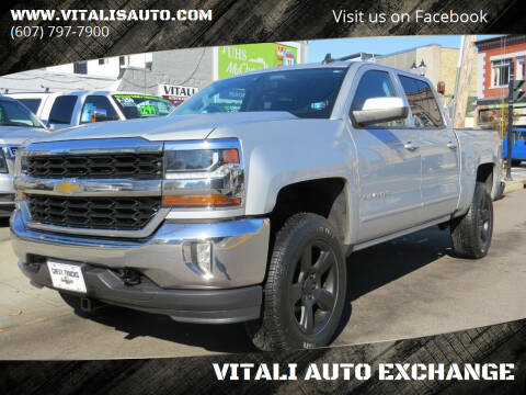 2016 Chevrolet Silverado 1500 for sale at VITALI AUTO EXCHANGE in Johnson City NY