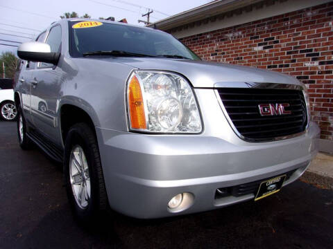 2014 GMC Yukon for sale at Certified Motorcars LLC in Franklin NH