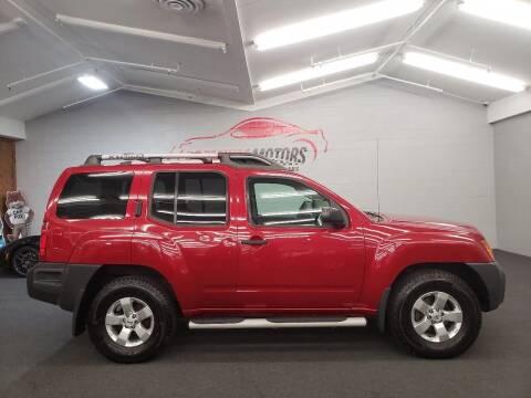 2009 Nissan Xterra for sale at Premium Motors in Villa Park IL