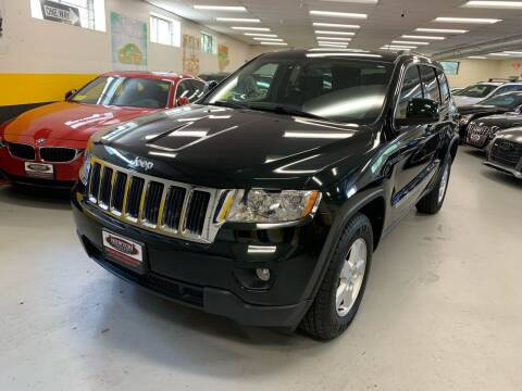 2012 Jeep Grand Cherokee for sale at Newton Automotive and Sales in Newton MA