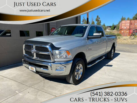 2017 RAM Ram Pickup 3500 for sale at Just Used Cars in Bend OR