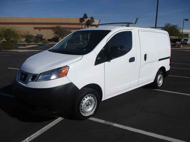 2016 Nissan NV200 for sale at Corporate Auto Wholesale in Phoenix AZ