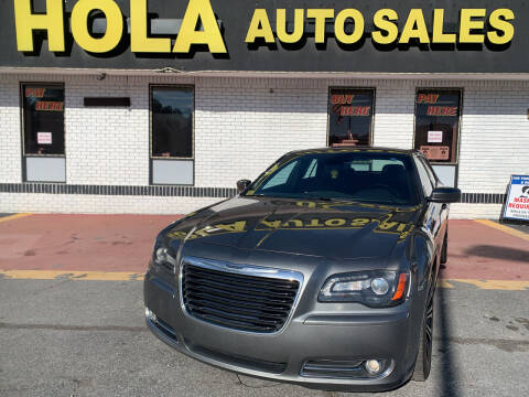 2012 Chrysler 300 for sale at HOLA AUTO SALES CHAMBLEE- BUY HERE PAY HERE - in Atlanta GA