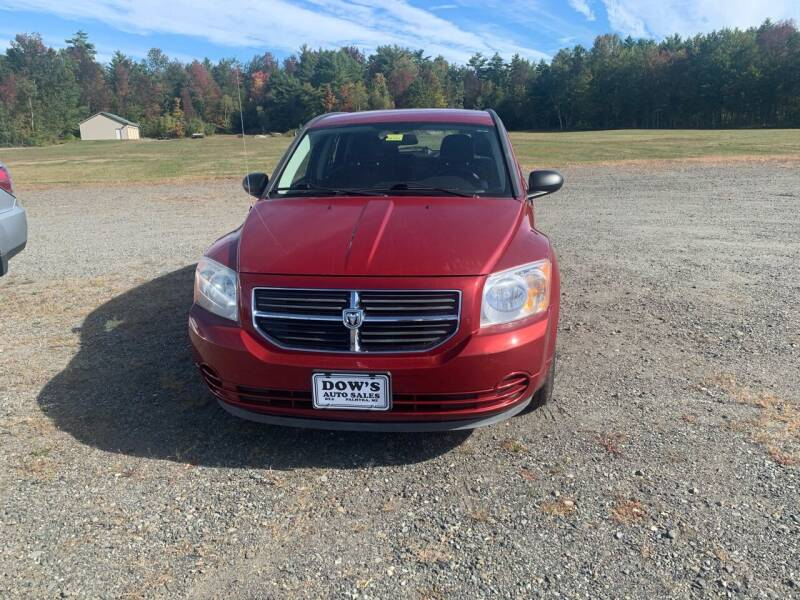 2010 Dodge Caliber for sale at DOW'S AUTO SALES in Palmyra ME