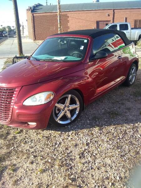 2005 Chrysler PT Cruiser for sale at Good Guys Auto Sales in Cheyenne WY