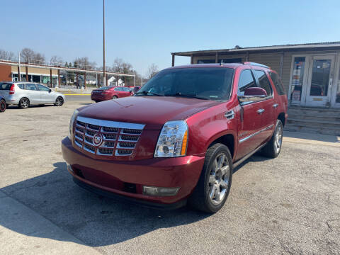 2011 Cadillac Escalade for sale at Pep Auto Sales in Goshen IN