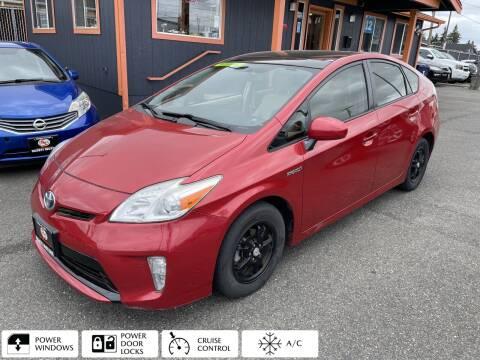 2013 Toyota Prius for sale at Sabeti Motors in Tacoma WA