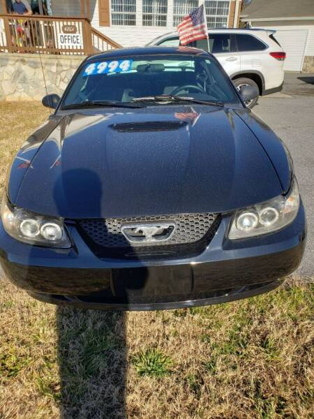 2003 Ford Mustang for sale at Jack Hedrick Auto Sales Inc in Madison NC