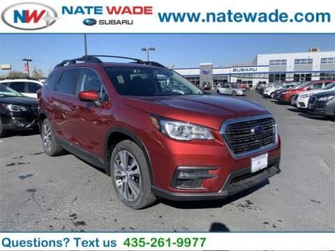 2021 Subaru Ascent for sale at NATE WADE SUBARU in Salt Lake City UT