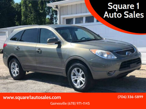 2008 Hyundai Veracruz for sale at Square 1 Auto Sales - Commerce in Commerce GA