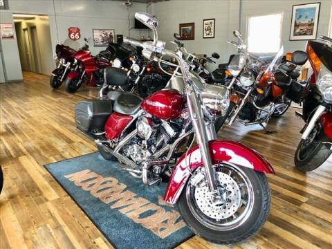 2005 Harley-Davidson FLHRSI for sale at Richardson Sales & Service in Highland IN