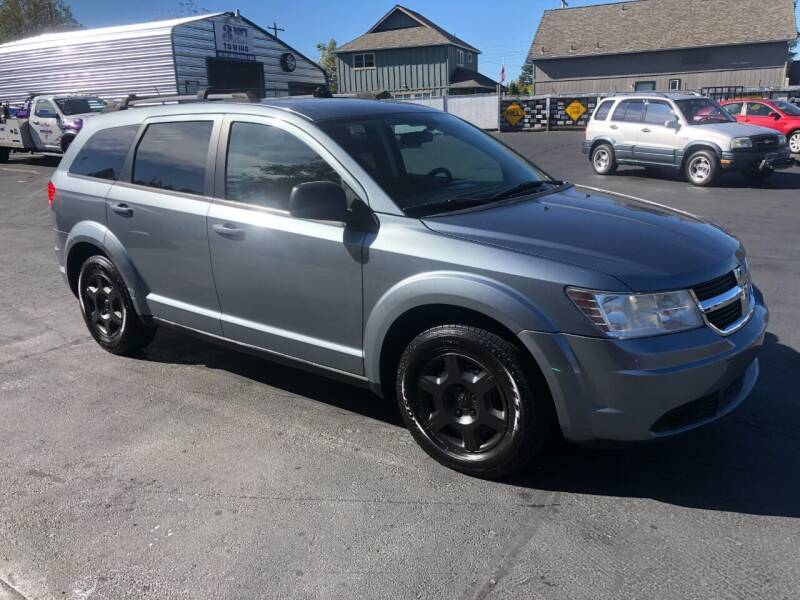 2009 Dodge Journey for sale at 3 BOYS CLASSIC TOWING and Auto Sales in Grants Pass OR