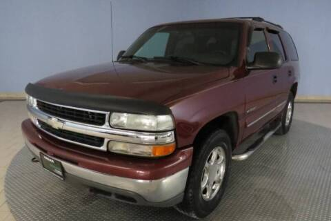2000 Chevrolet Tahoe for sale at Hagan Automotive in Chatham IL
