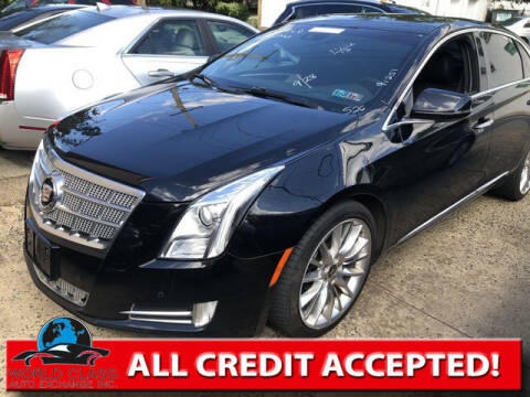 2013 Cadillac XTS for sale at World Class Auto Exchange in Lansdowne PA