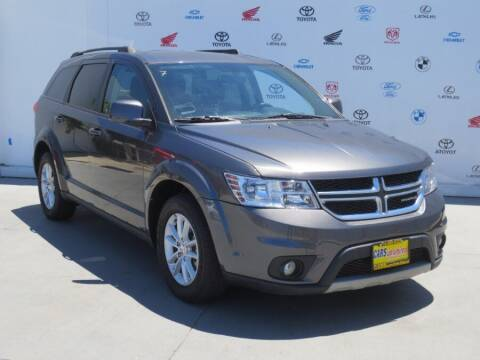 2017 Dodge Journey for sale at Cars Unlimited of Santa Ana in Santa Ana CA
