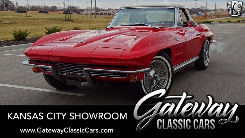 1964 Chevrolet Corvette for sale in Olathe, KS