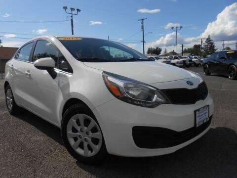 2013 Kia Rio for sale at McKenna Motors in Union Gap WA