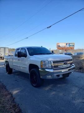 2012 Chevrolet Silverado 1500 for sale at Speed Auto Mall in Greensboro NC