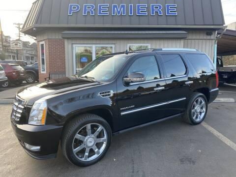2010 Cadillac Escalade for sale at Premiere Auto Sales in Washington PA
