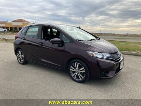 2015 Honda Fit for sale at About New Auto Sales in Lincoln CA
