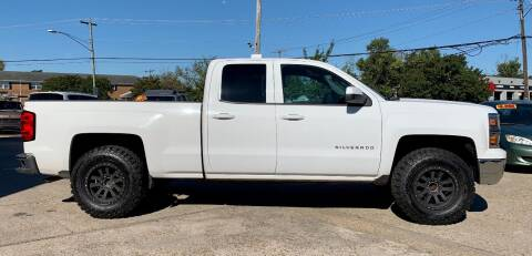 2014 Chevrolet Silverado 1500 for sale at Steve's Auto Sales in Norfolk VA