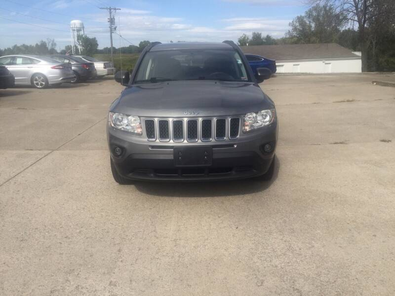 2013 Jeep Compass 4x4 Sport 4dr SUV - Excelsior Springs MO