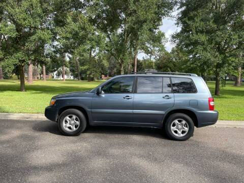 2005 Toyota Highlander for sale at Import Auto Brokers Inc in Jacksonville FL