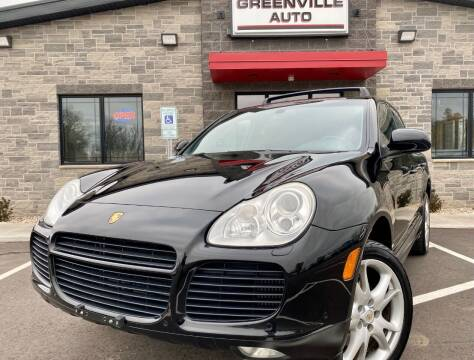 2005 Porsche Cayenne for sale at GREENVILLE AUTO & RV in Greenville WI