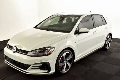 2018 Volkswagen Golf GTI for sale at Southern Auto Solutions-Jim Ellis Volkswagen Atlan in Marietta GA
