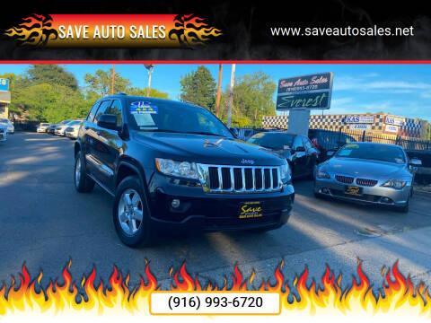 2011 Jeep Grand Cherokee for sale at Save Auto Sales in Sacramento CA