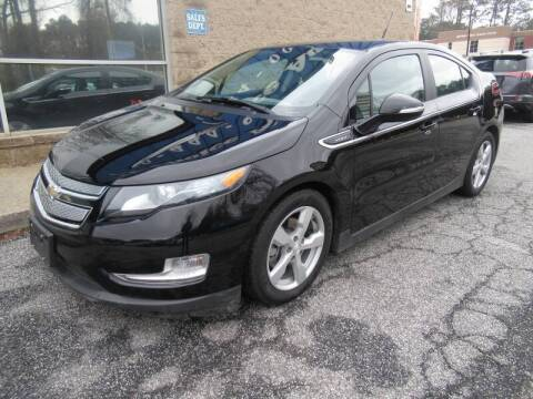 2013 Chevrolet Volt for sale at Southern Auto Solutions - Georgia Car Finder - Southern Auto Solutions - 1st Choice Autos in Marietta GA