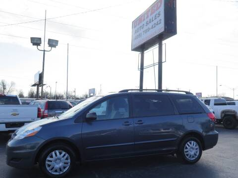 2010 Toyota Sienna for sale at United Auto Sales in Oklahoma City OK