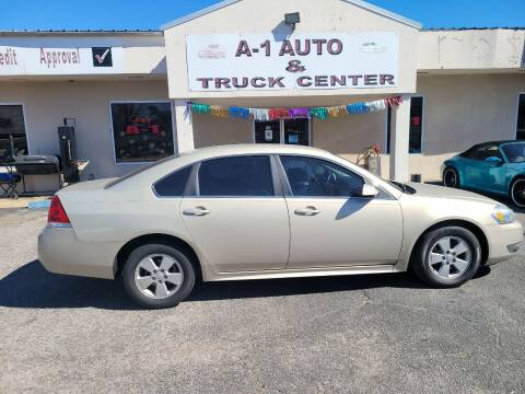 2010 Chevrolet Impala for sale at A-1 AUTO AND TRUCK CENTER in Memphis TN