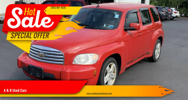 2009 Chevrolet HHR for sale at A & R Used Cars in Clayton NJ
