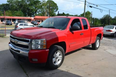2011 Chevrolet Silverado 1500 for sale at Preferable Auto LLC in Houston TX
