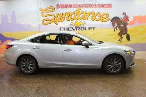 2018 Mazda MAZDA6 for sale at Sundance Chevrolet in Grand Ledge MI