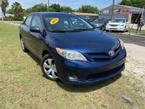 2013 Toyota Corolla for sale at Unique Motor Sport Sales in Kissimmee FL
