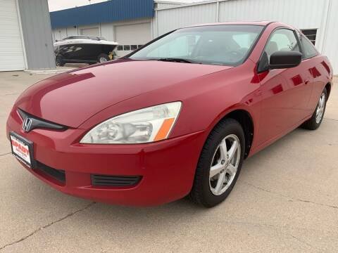 2004 Honda Accord for sale at Spady Used Cars in Holdrege NE